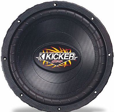 Kicker competition woofer